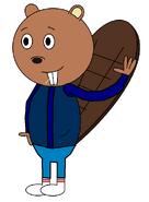 Mr Elroy Oakdale (winter clothes) (stick)