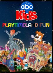 Playtimeland Fun DVD Cover