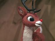 Rudolph heared santa says gone