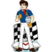 Speed Racer Guy!