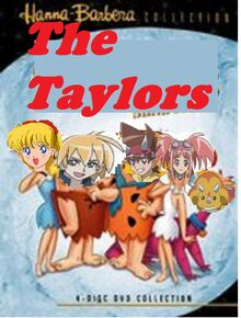 The taylors poster