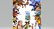 All stars vs Minnie's the wizard of dizz