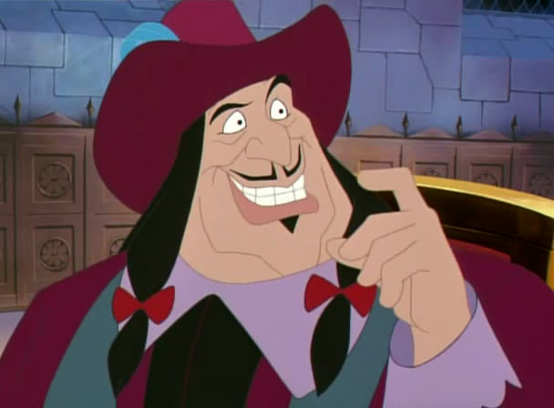 Governor-Ratcliffe In Pocahontas II Journey To A