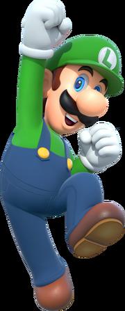 Luigi super mario
