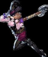 P5 Haru Okumura, Phantom Thief