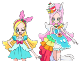 Ciel Kirahoshi/Cure Parfait