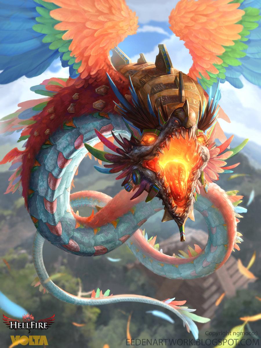 Quetzalcoatl The Parody Wiki Fandom Powered By Wikia