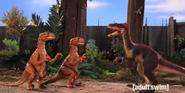 Robot Chicken Velociraptors