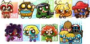 Codename KND PPG Style