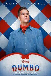Dumbo IMAX character poster 3