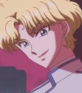 Jedite in Pretty Guardian Sailor Moon Crystal