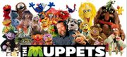 Jim Henson and Muppets cast