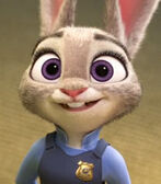 Judy Hopps in Zootopia-0