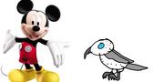 Mickey Owl 2