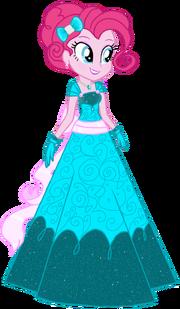 Pinkie Pie upper class by Tsundra