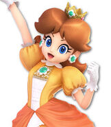 Princess Daisy in Super Smash Bros. Ultimate