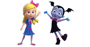 Goldie and Vampirina