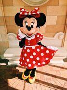 Minnie's New Look Disneyland 2016