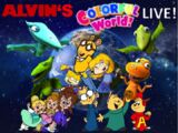 Alvin's Colorful World Live!