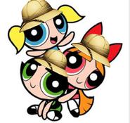 The Safaripuff Girls