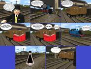 Thomas's Opinion on Sir Topham Hatt.