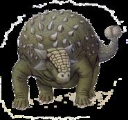 Ankylosaurs