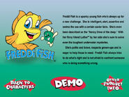 HE Catalog Freddi Fish Screen (1999-2001)