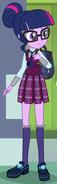 Human Twilight Sparkle academy uniform ID EG3