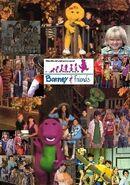 Kids World's Adventures of Barney & Friends 3