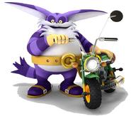 MKrBigTheCat-Sonic&SegaAllStarsRacing