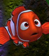 Nemo in Finding Nemo