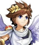 Pit in Kid Icarus Uprising