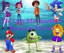 The Little Mer-Sparkle 2- Return to
