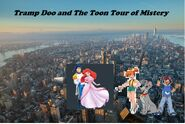 Tramp doo and the toon tour