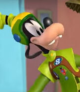 Goofy in Mickey and the Roadster Racers