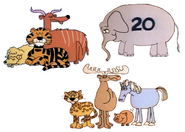 Schoolhouse rock four legged zoo animals 6