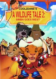 A Wildlife Tale 2 Simba Goes West poster