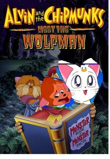 Dann and cats meets wolfman