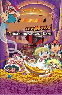 For DinosaurkingRockz Childtales The Movie