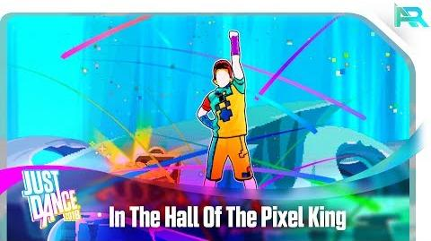 In The Hall Of The Pixel King
