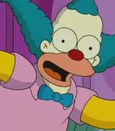 Krusty the Clown in The Simpsons Movie