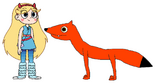 Star meets Dhole