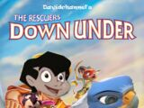 The Rescuers Down Under (Davidchannel's Version)