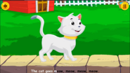 Animal Sounds Song Cat