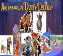 Animals Don't Dance