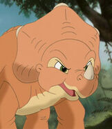 Cera in The Land Before Time 8- The Big Freeze