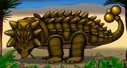 Dinosaur explorers - ankylosaurus