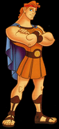 Hercules as Cyril