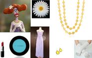 Lady Tottington outfit 1