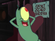 Plankton fix to Quiet Do Not Disterb